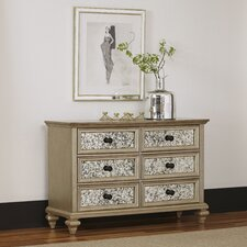 Visions 6 Drawer Dresser by Home Styles