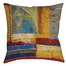 Copeland 1 Printed Throw Pillow