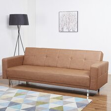 3-Sitzer Schlafsofa Lux