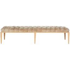 Trowbridge Metal Bedroom Bench by Mercer41™
