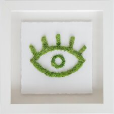 Moss I See Nature Live Art Wall Décor