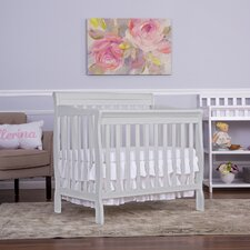 Aden Convertible 3-in-1 Mini Crib