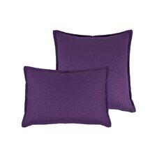 Lombard 2 Piece Reversible Linen Pillow Set