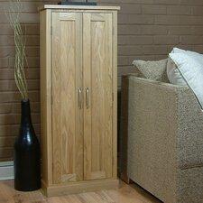 Mobel Oak Multimedia Cabinet