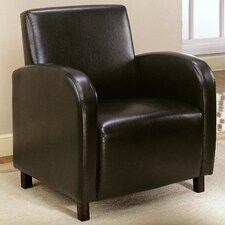 Club Chair by Monarch Specialties Inc.