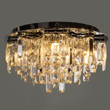 5 Light Flush LED Ceiling Light