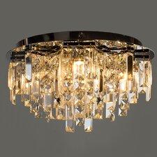 5 Light Flush LED Ceiling Light