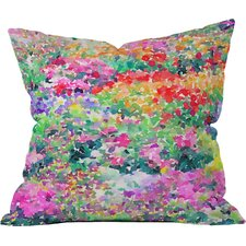 Jacqueline Maldonado Indoor/Outdoor Throw Pillow by DENY Designs