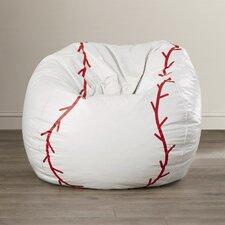 Caleb Bean Bag Chair by Zoomie Kids