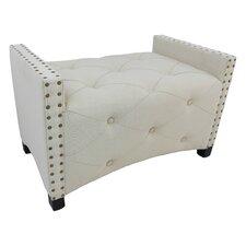 Gateshead Upholstered Bedroom Bench by House of Hampton®