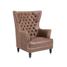 Rosedale Wing back Chair by Sunpan Modern