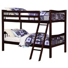 Fremont Twin Over Twin Bunk Bed by Angel Line