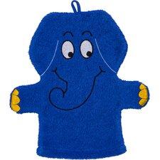 Kinder Waschhandschuh Wash und Play Elefant
