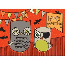 Happy Haunting Kitchen Mat