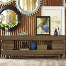 Barbieri Console Table by Brayden Studio