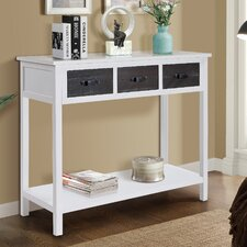Adirondack Console Table by Gallerie Decor