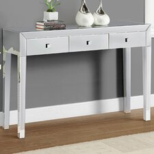 Reflections Console Table by Gallerie Decor
