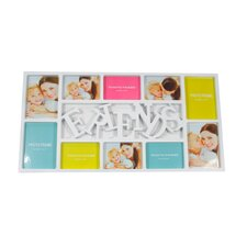 dual sized friends collage wall decoration picture frame