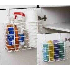 Wayfair Basics Over-the-Cabinet Kitchen Storage Basket