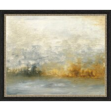 Low Country IV Framed Painting Print  by Ashton Wall D?cor LLC