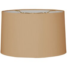 "Timeless 14"" Linen Drum Lamp Shade"