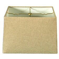 """Timeless 14"""" Linen Square Lamp Shade"""