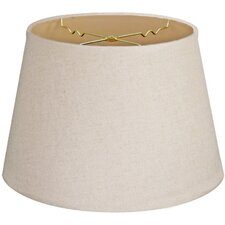"Timeless Tapered 20"" Linen Empire Lamp Shade"
