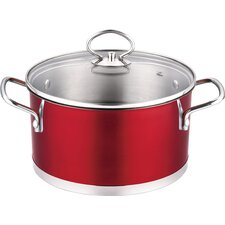 Stainless Steel 3-qt Soup Pot with Lid