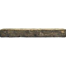 Solid Timber Fireplace Mantel Shelf