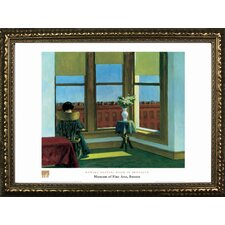 Room in Brooklyn by Edward Hopper Framed Painting Print