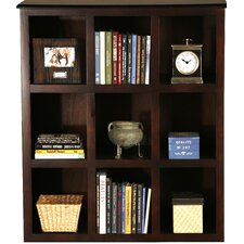Poplar 42 Cube Unit Bookcase by American Heartland