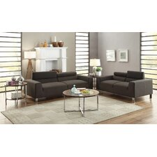 Dorris Sofa and Loveseat Set