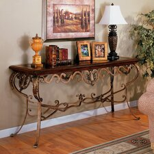 Venitian Console Table by Eastern Legends
