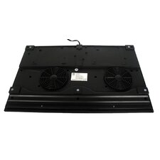 """24"""" Induction Cooktop with 2 Burners"""