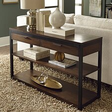 Franklin Console Table by Hammary
