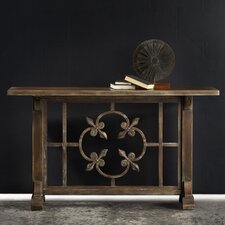 Melange Cora Console Table by Hooker Furniture