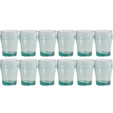 200 ml Recycled Glass Effect Tumbler (Set of 12)