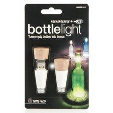 2 Bottle Light (Set of 2)