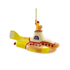 Beatles Yellow Submarine Ornament