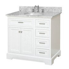 Aria 36 Single Vanity Set by Kitchen Bath Collection