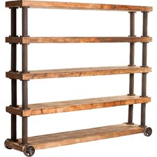 Ulla 81 Etagere Bookcase by 17 Stories