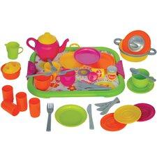 40 Piece Play Kitchen Set by Gowi Toys Austria