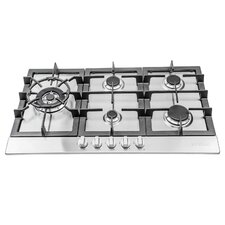 """30"""" Gas Cooktop with 5 Burners"""