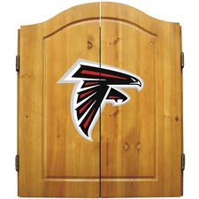 NFL Dart Cabinet by Imperial