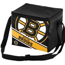 6 Can NHL Big Logo Stripe Picnic Cooler