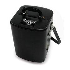 NFL Manhattan Engraved Cocktail Case in Black