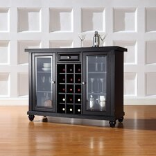 Shady Dale Bar Cabinet with Wine Storage