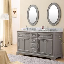 Colchester 60 Double Sink Bathroom Vanity Set by Darby Home Co