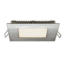 Square Panel LED Recessed Trim