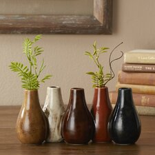 Calista Connected Bud Vases (Set of 5)